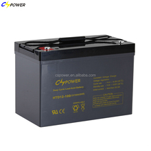 12volts 100ah free maintenance batteries deep cycle agm battery
