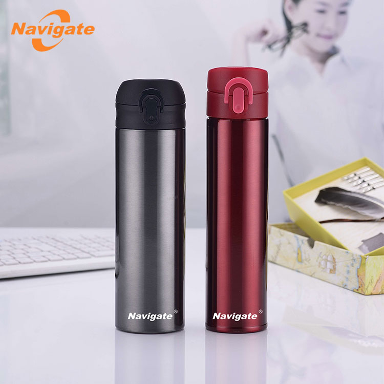 Various Good Quality Full Printing Stainless Steel Insulated Water Bottle