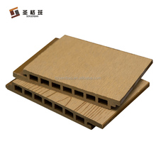WPC Wall Panel for Outdoor Wood Plastic Composite Wall Panel Cladding
