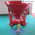 Agricultural tractor 3 point hitch fertilizer spreading machine