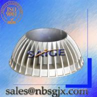 All Kinds of die casting aluminum led lamp shade