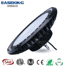Hot selling IP65 industrial lighting UFO led high bay light 200w 120 degree