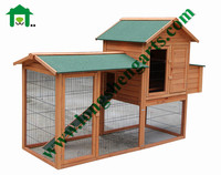 Prefabricated cheap industrial wooden chicken house