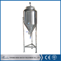 Brand new 500l brewhouse system, stainess steel fermenter, natural fermentation wine