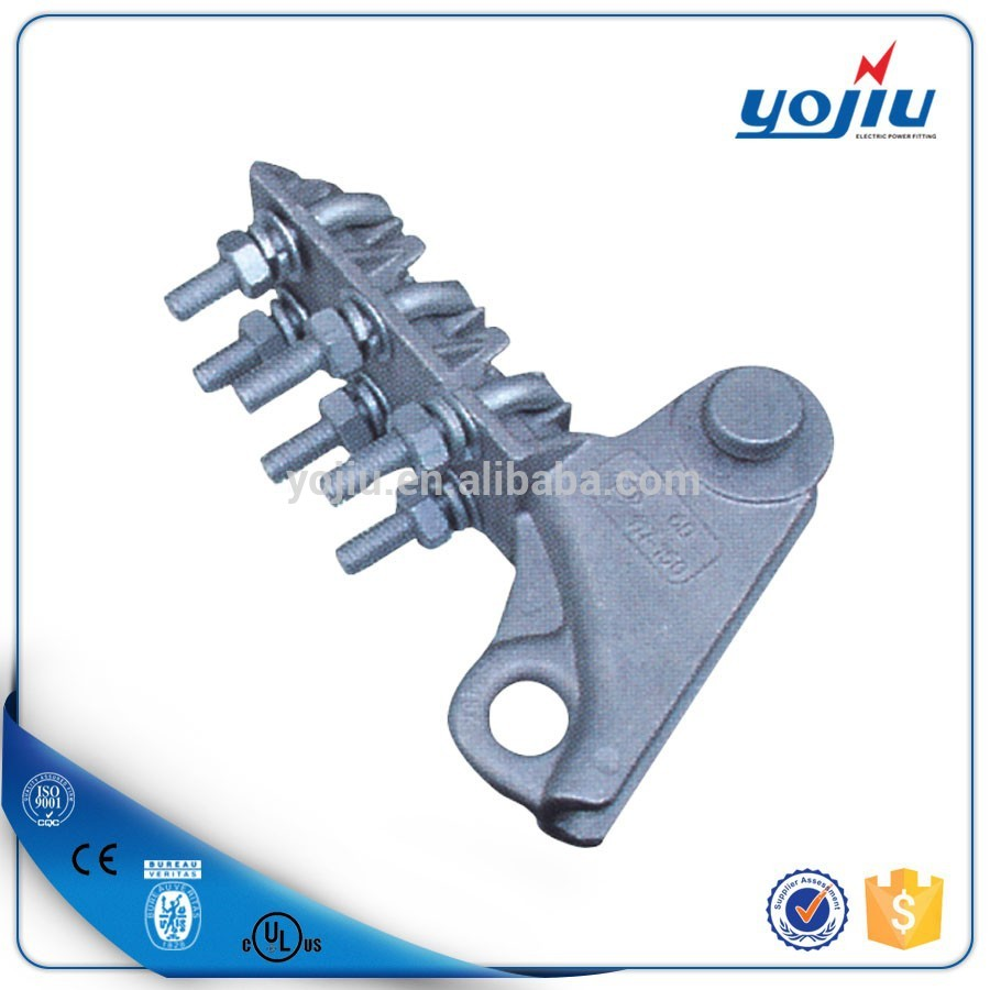 Tension Clamp (NZJA-3) (Power & Cable Fitting)