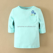 MOM AND BAB designed many baby clothes, cotton girls T-shirts