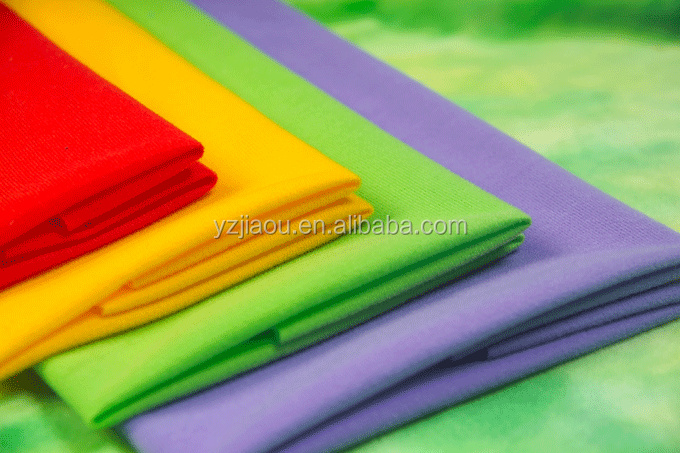 HOT SALE Free Samlpe 100% Polyester lining fabric/toy fabric/velvet loop fabric