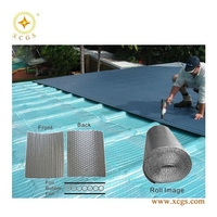 Aluminum Foil Bubble Wall Heat Insulation