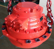 HAGGLUNDS CA100 substitute chinese low speed high torque radial piston hydraulic motors