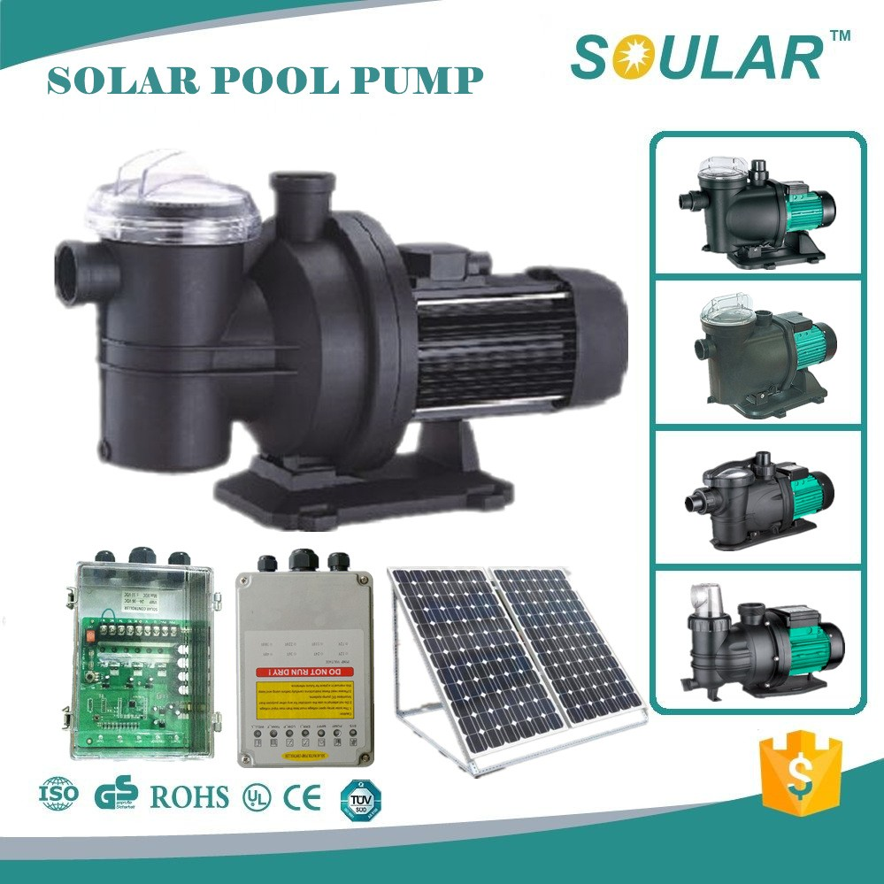 New Developed Submersible Dc Solar Pump 5 Years Warranty