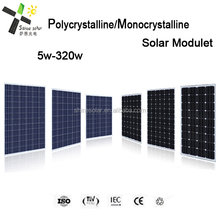 High efficiency A grade 60 cells 250w pv solar panel