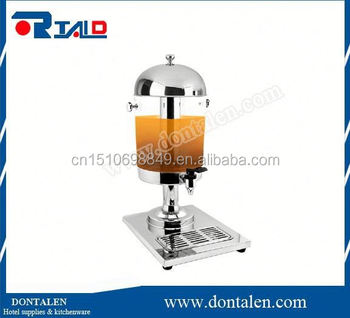 Commercial cold beverage juice or other drinks dispenser