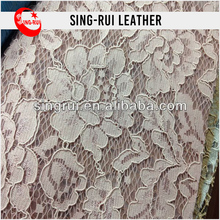 Beautiful Italian Silk Tulle Lace Fabric