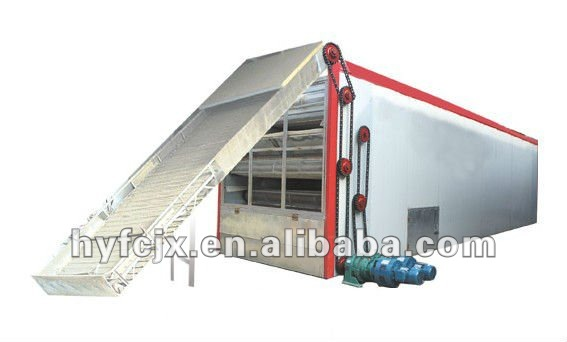(Capacity 2.5Ton/per day), Big Fruit& Vegetable drying Machine