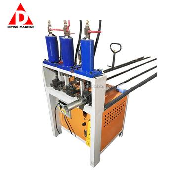 Best quality Die Steel Pipe punching machine/Tube punching machine/Eyelet punching machine