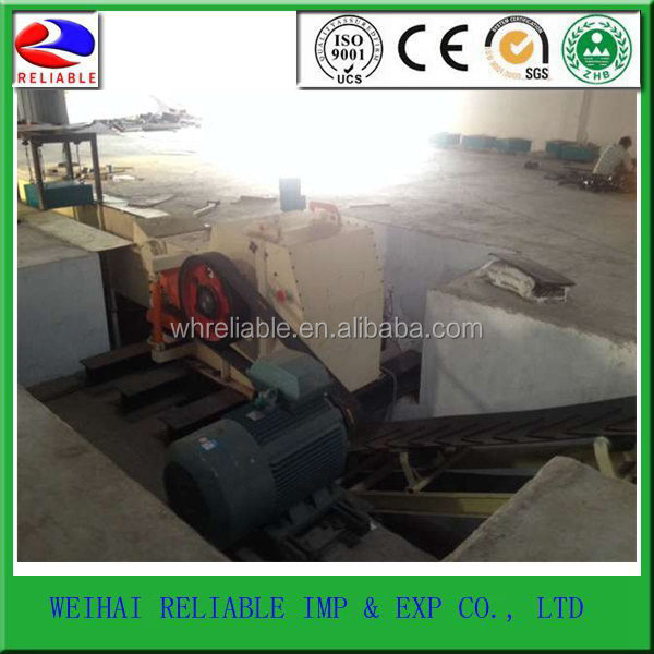 China manufacture High Reflective drum wood flaker machine