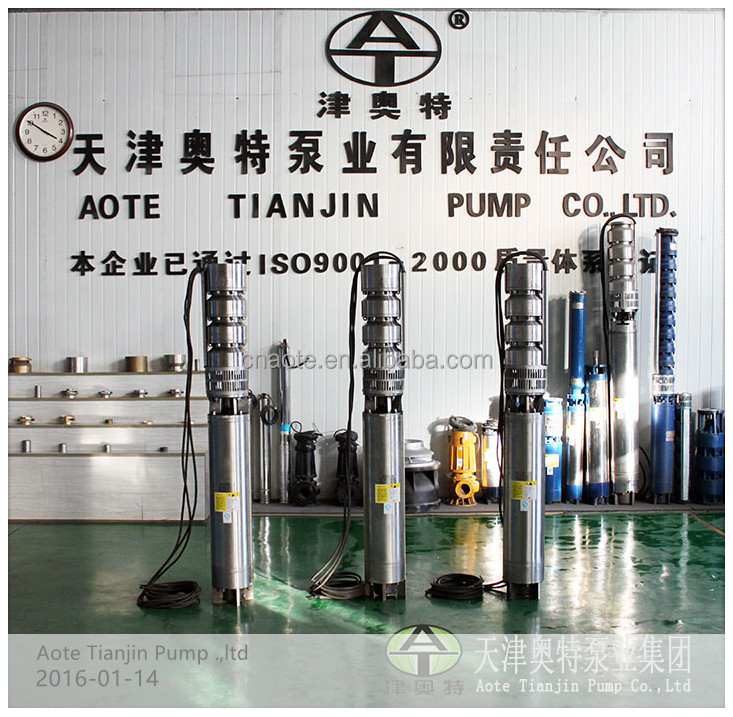 sea water pump high pressure high voltage