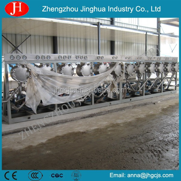 Cassava starch processing equipment machinery