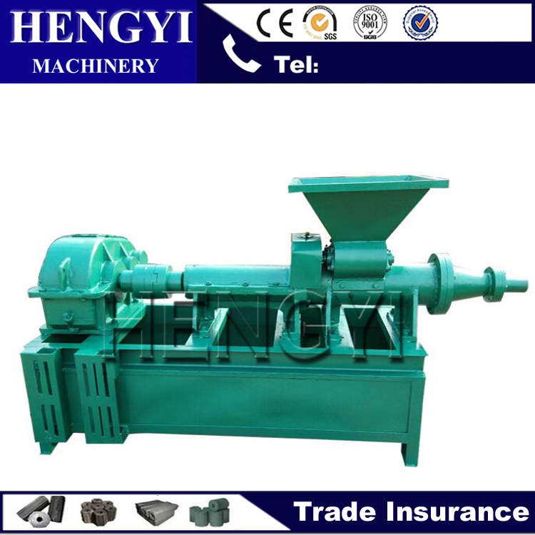 2017 Wide-ranging Used coal extruder charcoal rod making machine