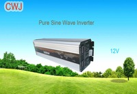 Hot sale !Promotion price High efficiency DC 12V to AC 5000W P ure Sine Wave Inverter