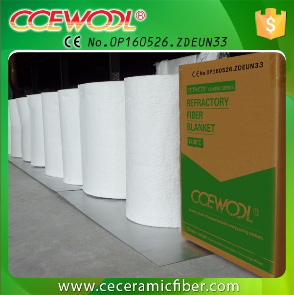 1400 high alumina ceramic fiber blanket