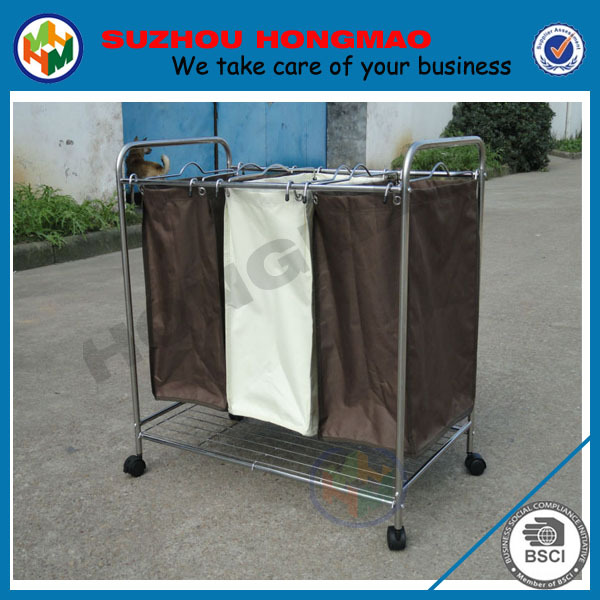 Collapsible Folding Laundry Basket With Wheels View Laundry Basket Hm Metal Laundry Basket