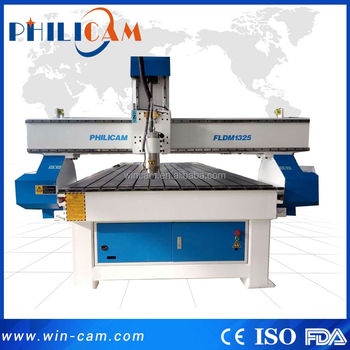 2017 Hot sale FLDM-1325 cheap 3d wood cnc router