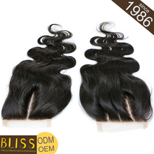 New Fashion Virgin Black Women Natural Wigs And Hairpieces