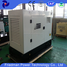 Reliable manufacturer 50KVA open type Deutz diesel generator for home use