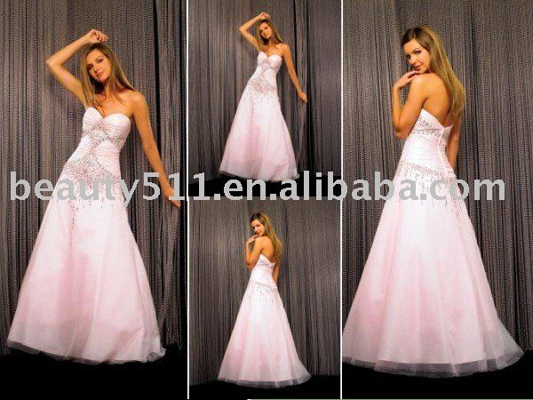 New glamour sweetheart neckline evening dress prom dress eur112