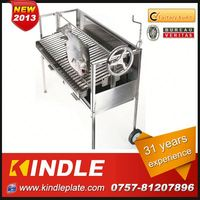 Professional Custom 2014 Best durable japanese bbq grill with smoker