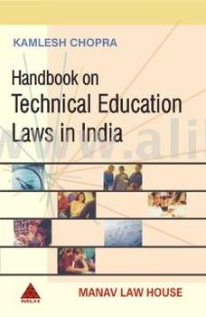 Handbook On Technical Education Laws In India