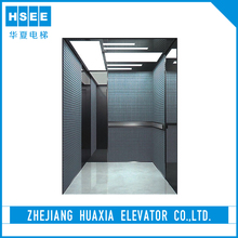 Small Machine Room Cabin Vertical Passenger Lift elevator