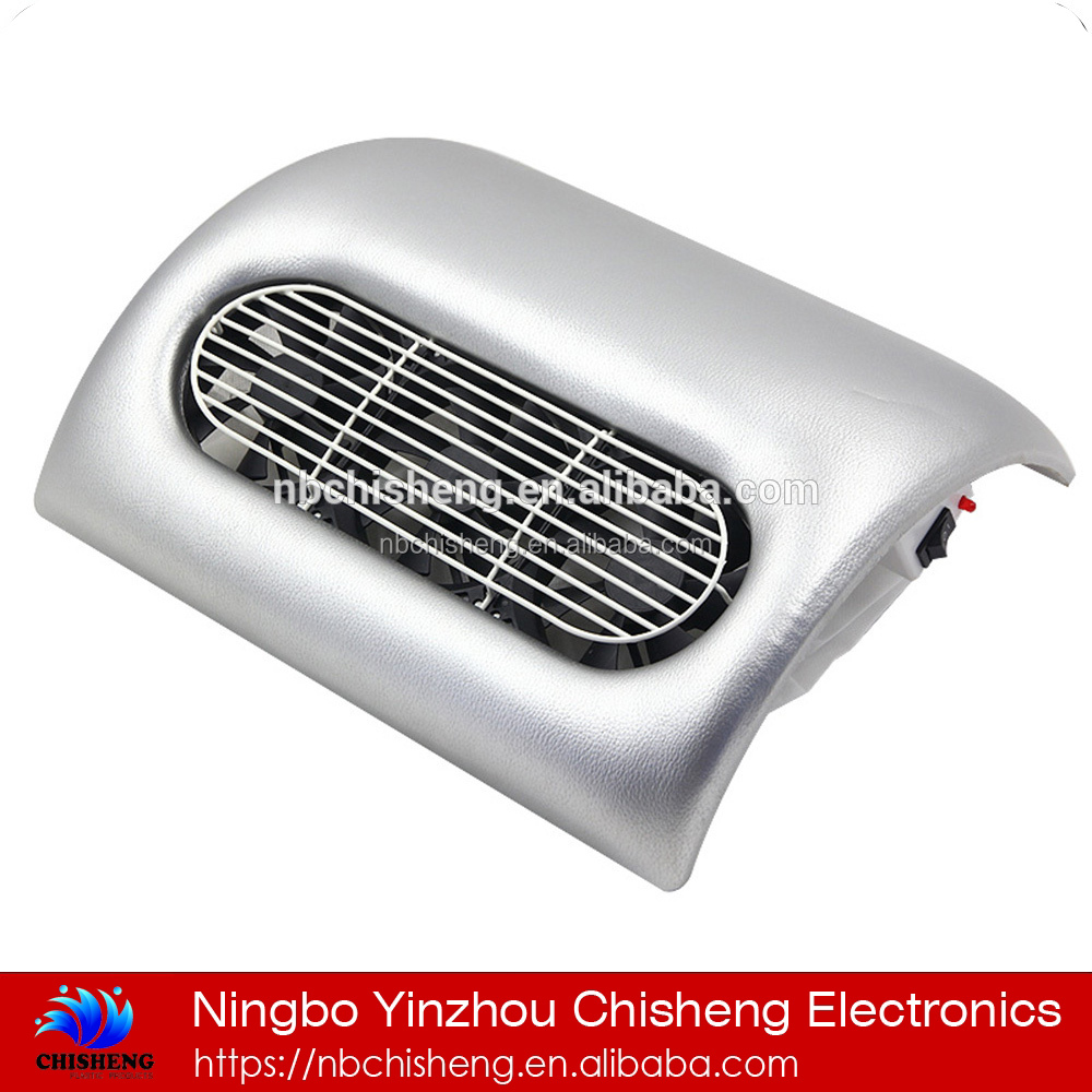 FREE SHIPPING TO <strong>U</strong>.S.A. working engineer 3 fan low noise electric nail dust collector