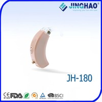 good quality open fit sound amplifier hearing impaired invisible ear hearing aid