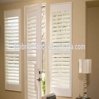 Aluminum Clad Wood Hinged With Built-in Blinds/Casement Window/Swing Window