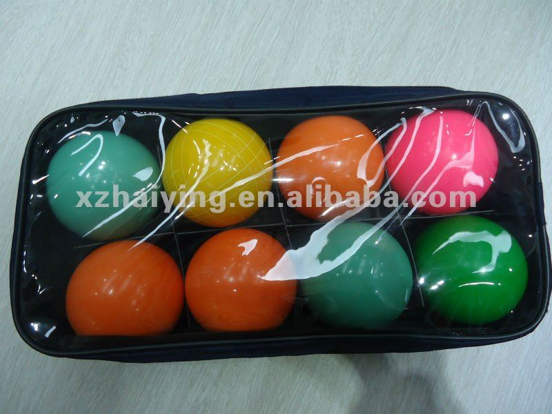 Resin Sport Entertainment Bocce Ball