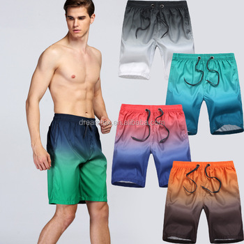 Amazon hot sales high quality mens beach boxer board shorts