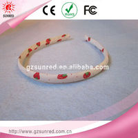 Wholesale Products China flexible plastic hair band