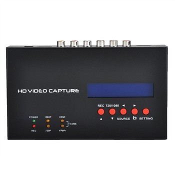 HDMI Video Capture with time shedule