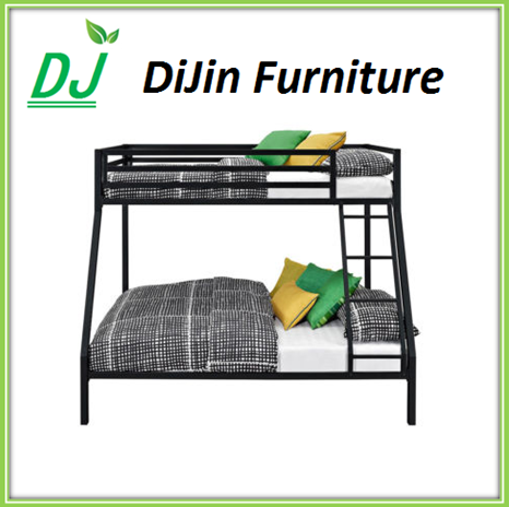 Metal Frame European Bunk Bed For Children