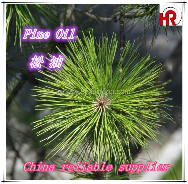 Hairui Pine Oil With 50% 65% 70% 85% 90% 98% Terpineol