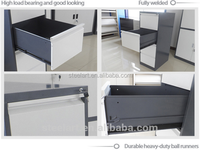 High quality office furniture modern design wrought iron cabinets for sale