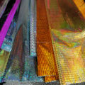 Various Types Of Fancy OPP Holographic Film For Gift Decoration