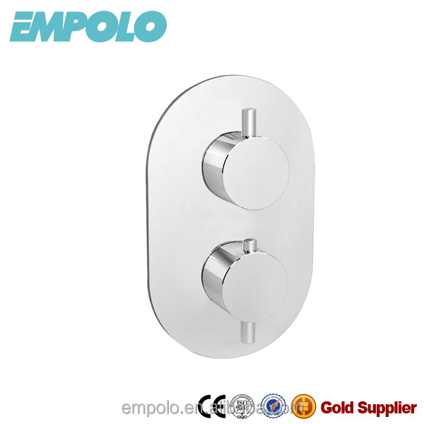 2 Functions Concealed Thermostatic Shower Valve 02 3700