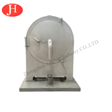 Automatic Potato Starch Flour Making Machine Fiber Separating Centrifuge Sieve