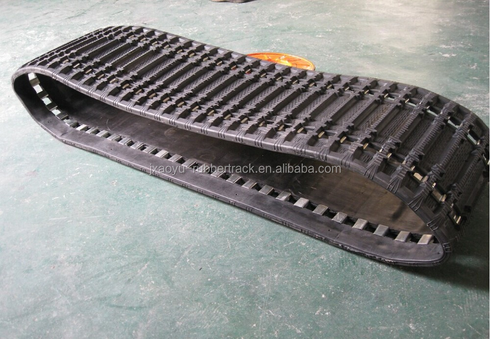 Customize Rubber Track, Tyre for Motorcycle, Snowmobile Rubber Track 380*50*58