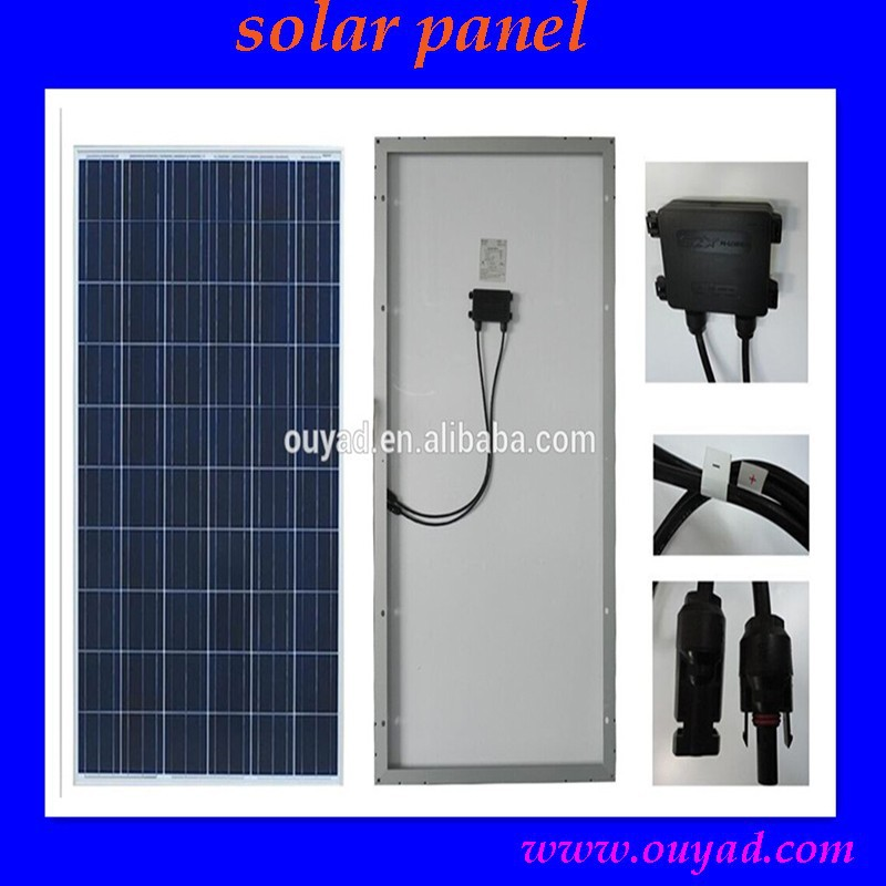 PV Module Assembly 250w poly Solar Panel Manufacturing Machines