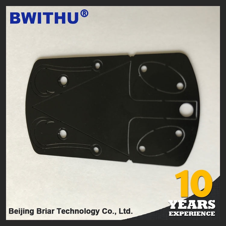 2016 BWITHU Multi tool Survival Mini BLACK TAG Card Tool