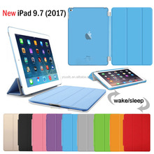 Smart Slim Magnetic Leather Stand Case Cover For New Apple iPad 9.7 2017
